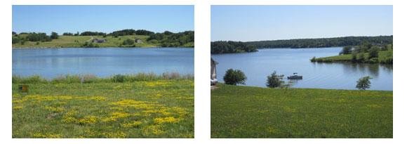 Final phase of Lake Sundown development